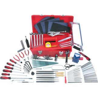 Kennedy Werkzeug-Satz Werkzeugkiste Azubi 107-teilig Grundausstattung Lehrling