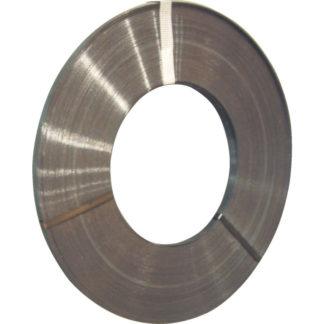 NUR ABHOLUNG- AVON Umreifungsband Stahl 0,5×12 mmx 330 m silber Scheibenwicklung