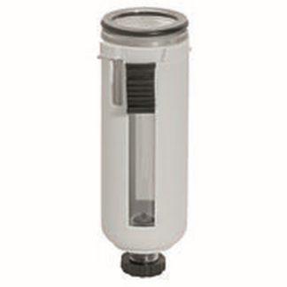 RIEGLER Polycarbonatbehälter ohne Schutzkorb für Filter/Filterregler 100140