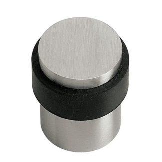 Intersteel Türpuffer Durchmesser 30/36mm H 40mm Edelstahl schwarz Anschlagpuffer