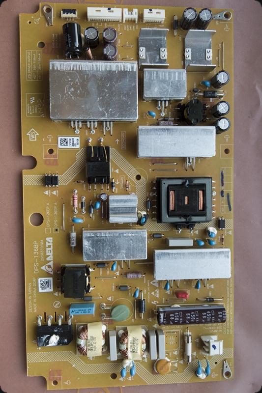 Grundig Netzteil Delta DPS-136BP für 49VLE8471 WL 49VLE841BL