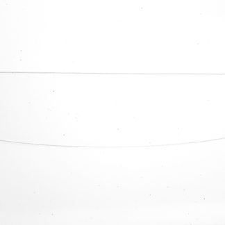 KEUCO CITY 2 Kristall-Glas-Platte lose 450 x 120 x 6 mm 02710 009400 glasklar