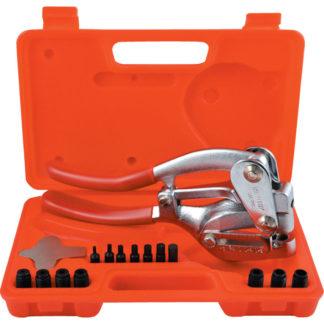 KNIPEX Electronic Super Knips® poliert mit Mehrkomponenten-Hüllen 125 mm 7813125